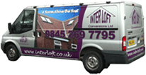 Interloft Conversions Van